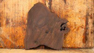 Black Walnut Cookie slab at warehouse